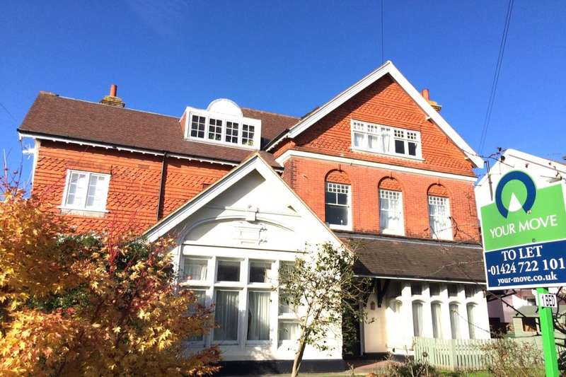 1 Bedroom Flat for sale in Sedlescombe Road South, St. Leonards-On-Sea, TN38