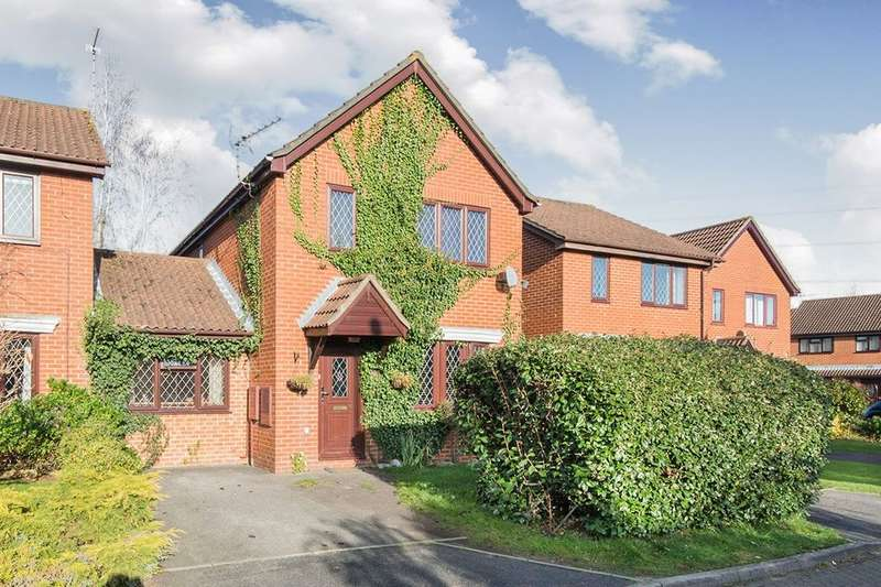 3 Bedrooms Detached House for sale in Maple Gardens, Totton, Southampton, SO40