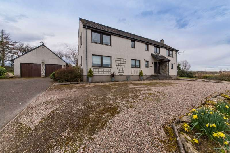 5 Bedrooms Detached Villa House for sale in Latheronwheel, Latheron, Caithness, Highland, KW5 6DW