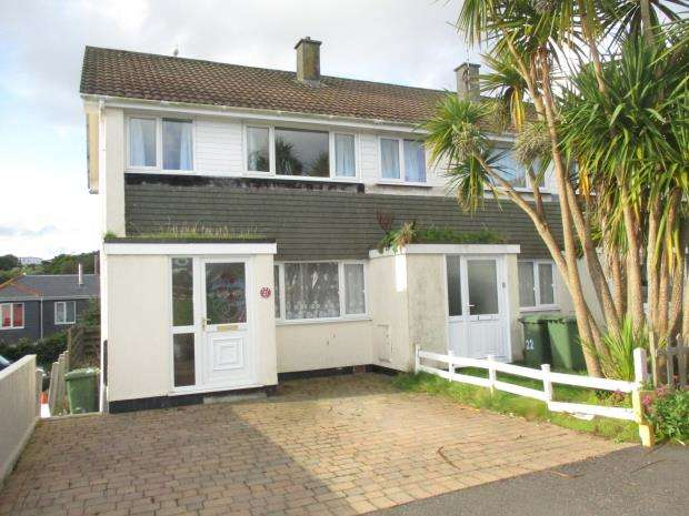 3 Bedrooms End Of Terrace House for sale in Garth An Creet, St. Ives, Cornwall