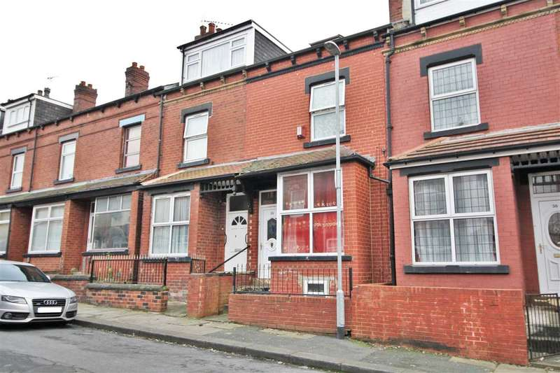 4 Bedrooms Terraced House for sale in Sandhurst Place, Leeds