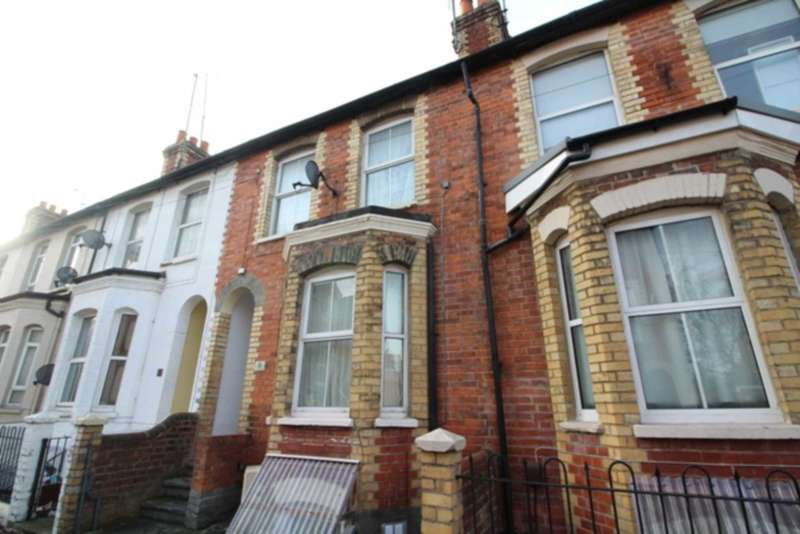 5 Bedrooms Terraced House for sale in Anstey Road, Reading