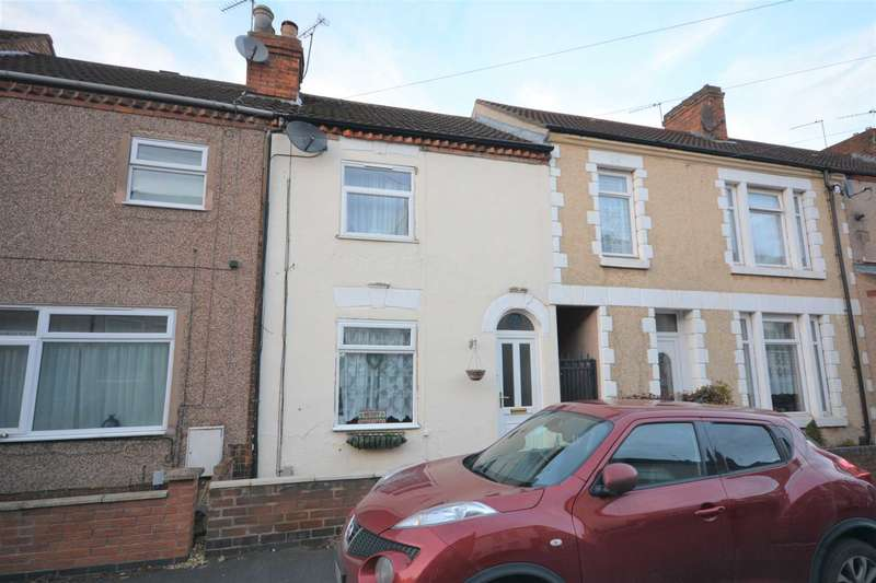 2 Bedrooms Terraced House for rent in East Street, Rugby