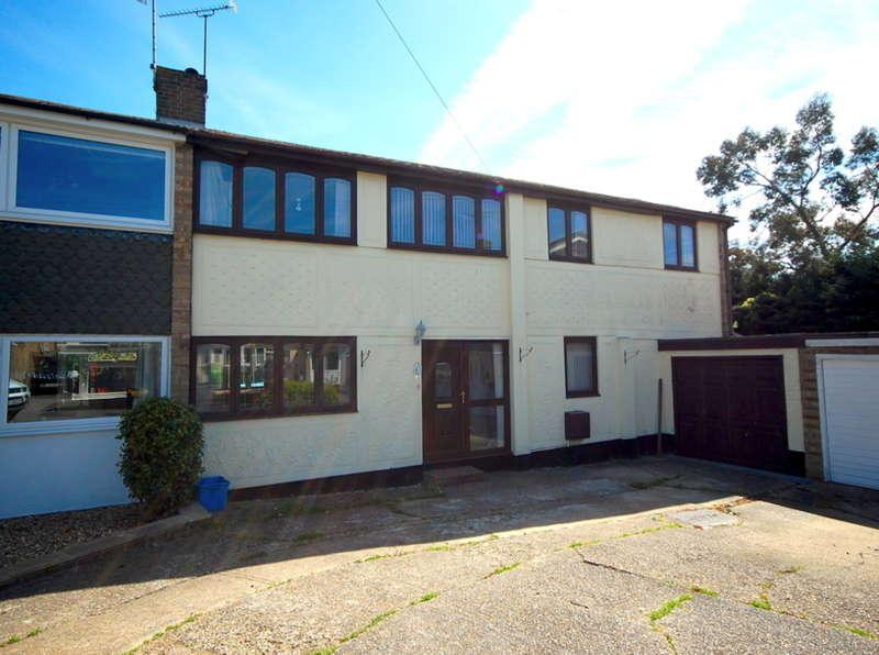 5 Bedrooms Semi Detached House for sale in Granger Avenue, Maldon, CM9