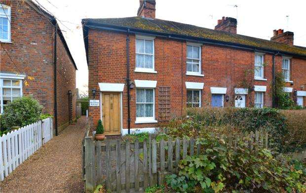 2 Bedrooms End Of Terrace House for sale in Woodbine Cottages, Southside, Gerrards Cross