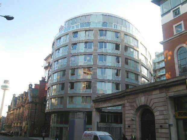 2 Bedrooms Apartment Flat for sale in 9 Hatton Gardens, Liverpool