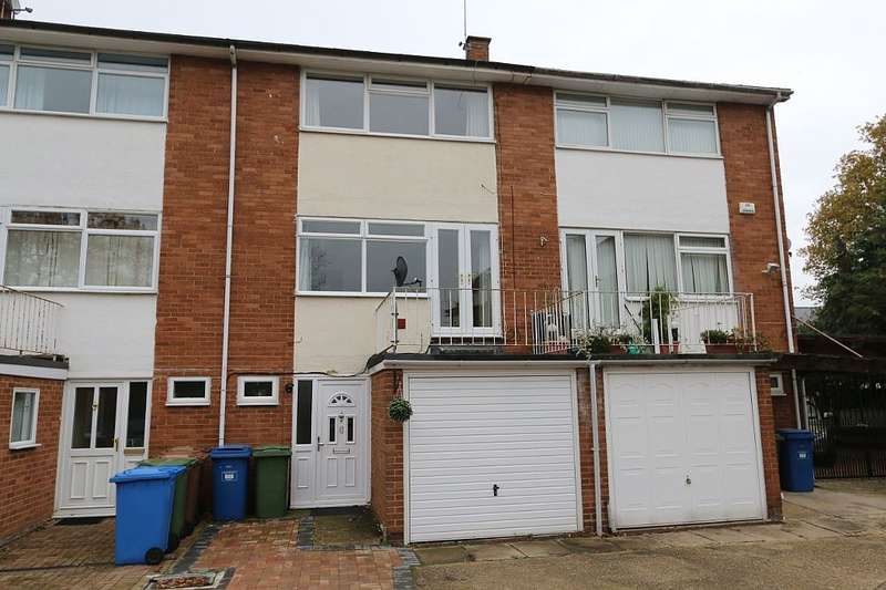 4 Bedrooms Town House for sale in Rokeby Close, Bracknell, Berkshire, RG12 2NA