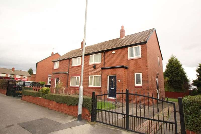 3 Bedrooms Semi Detached House for rent in Cotswold Road, Rothwell, Leeds, LS26