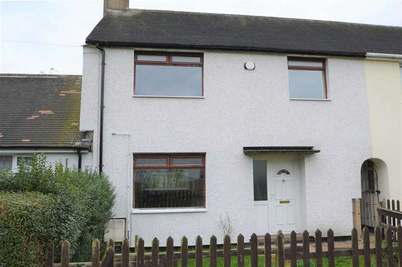 3 Bedrooms Terraced House for sale in Rochester Walk, Clifton, Nottingham