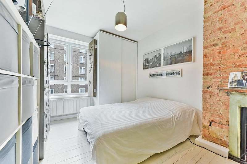 1 Bedroom Flat for sale in Purbeck House, Bolney Street, London SW8