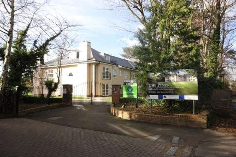 2 Bedrooms Flat for rent in The Grove, Marton-in-cleveland, Middlesbrough, TS7