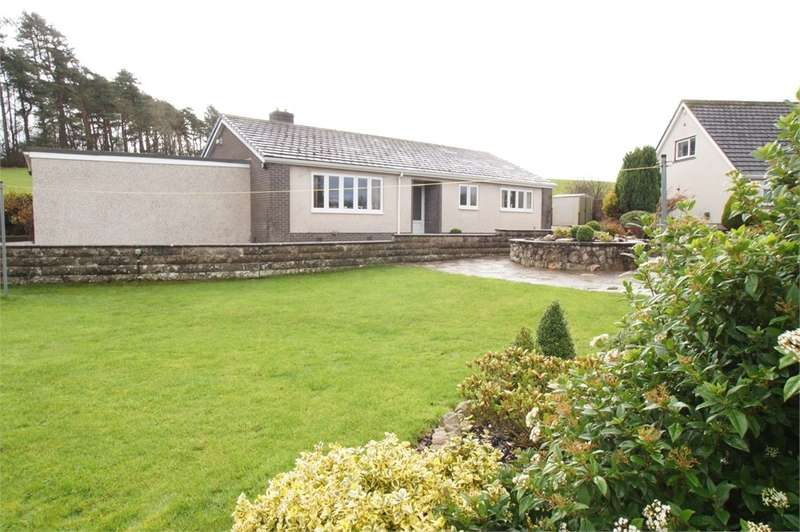 3 Bedrooms Detached Bungalow for sale in CA7 1JP The Hollies, Mealsgate, Wigton, Cumbria