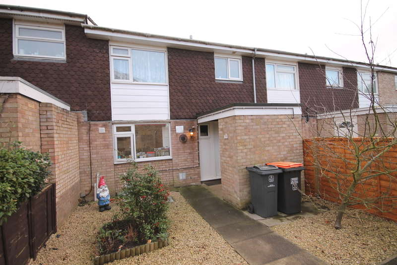 3 Bedrooms Terraced House for sale in Hastings Road, Kempston, MK42