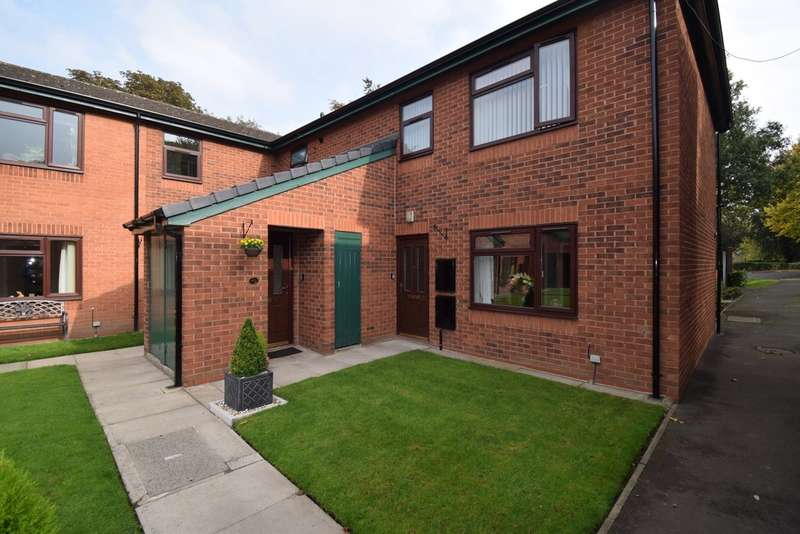2 Bedrooms Ground Flat for sale in 42 Sandal Hall Mews