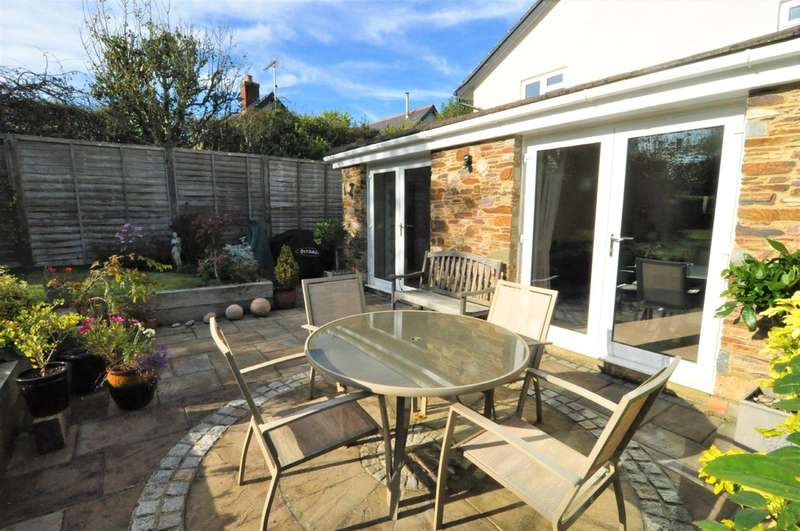 4 Bedrooms Detached House for sale in Palm Cross, Modbury, South Hams