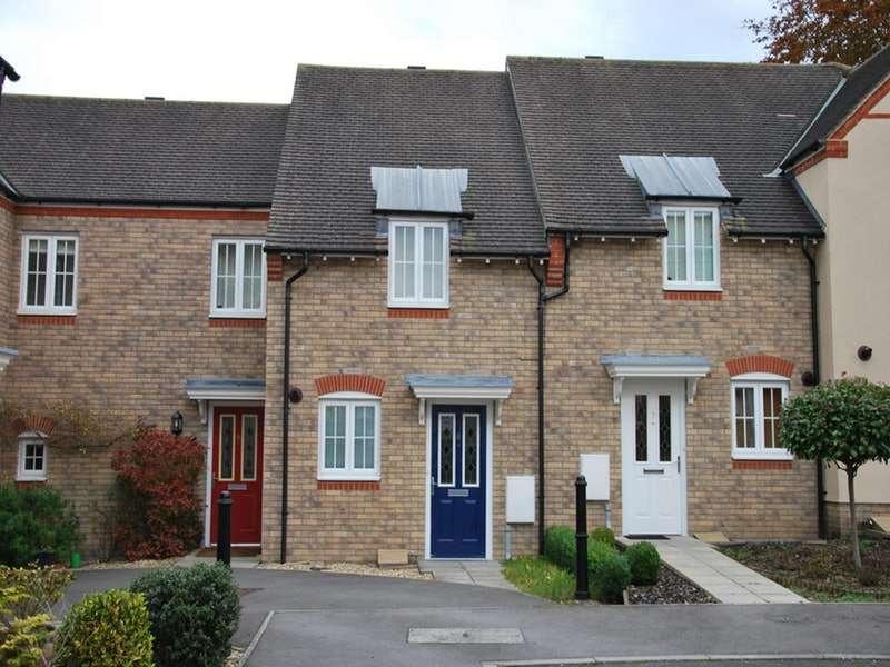 2 Bedrooms Terraced House for rent in Bridgwater Close, Salisbury, Wiltshire, SP2