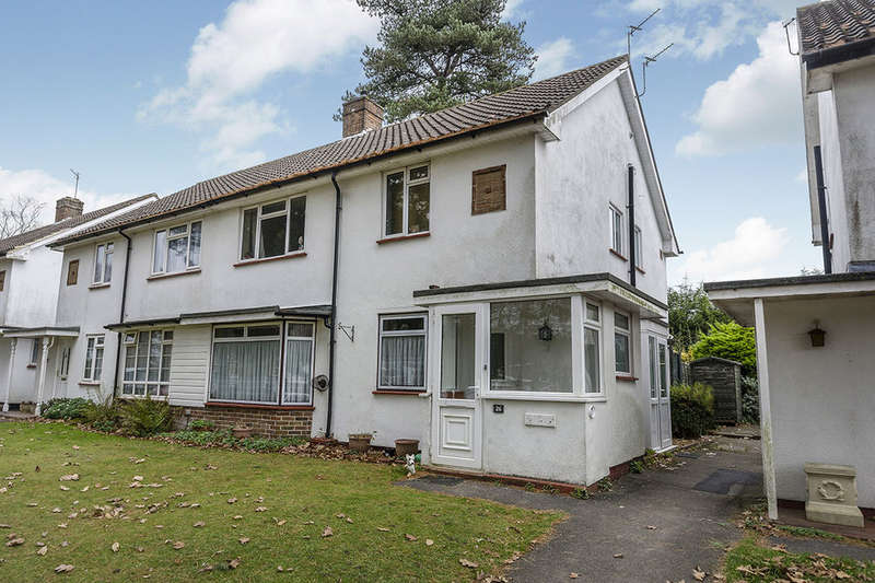 2 Bedrooms Flat for sale in Priestwood Close, Southampton, SO18