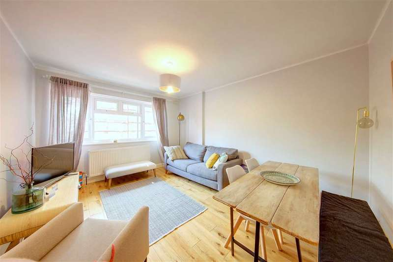2 Bedrooms Flat for sale in Arlington Lodge, Baytree Road, Brixton