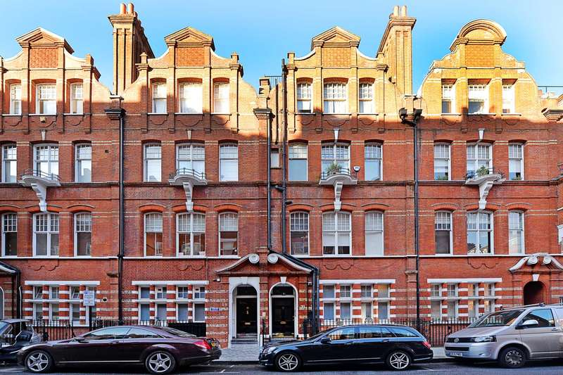 2 Bedrooms Apartment Flat for sale in Egerton Gardens, Knightsbridge SW3