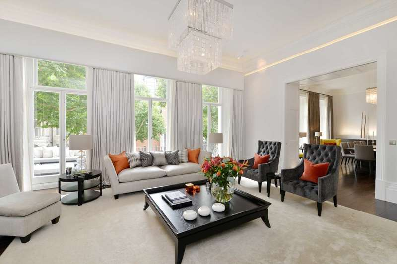 4 Bedrooms Apartment Flat for sale in Queen`s Gate, South Kensington SW7