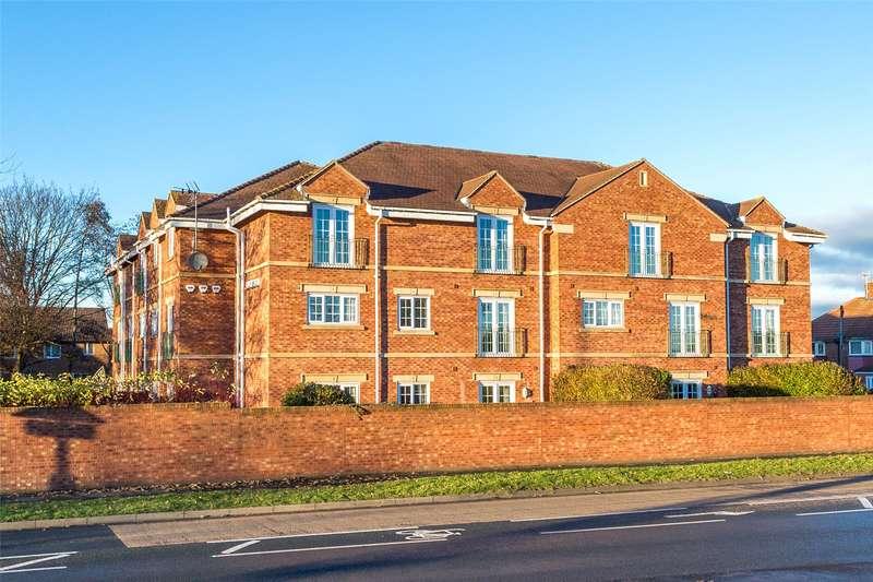 1 Bedroom Flat for sale in Fairfield Court, Gale Lane, York, YO24