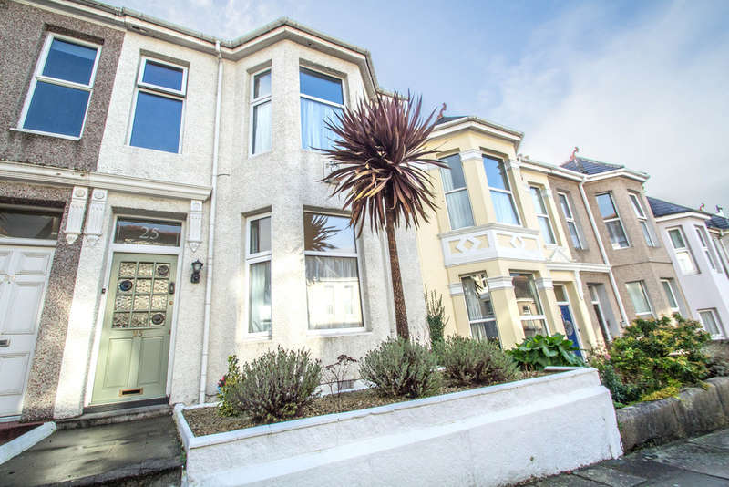 3 Bedrooms House for sale in Peverell, Plymouth