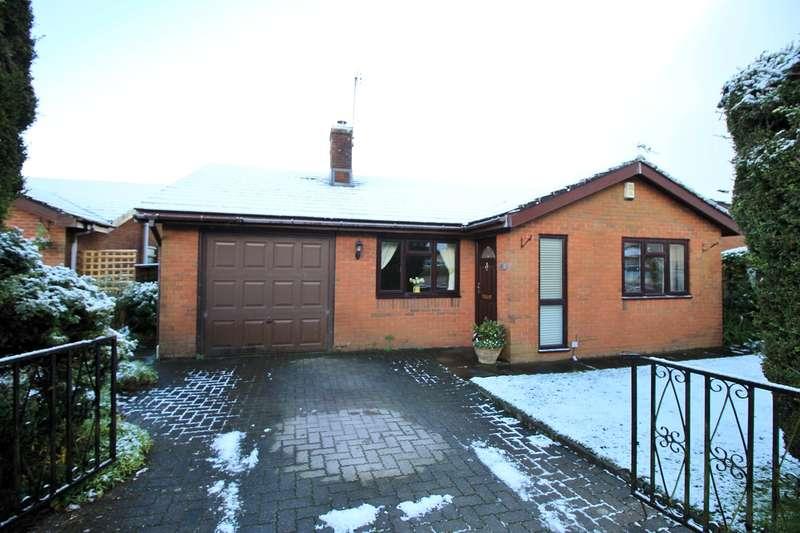 3 Bedrooms Detached Bungalow for sale in Waun Goch Road, Oakdale, Blackwood, NP12