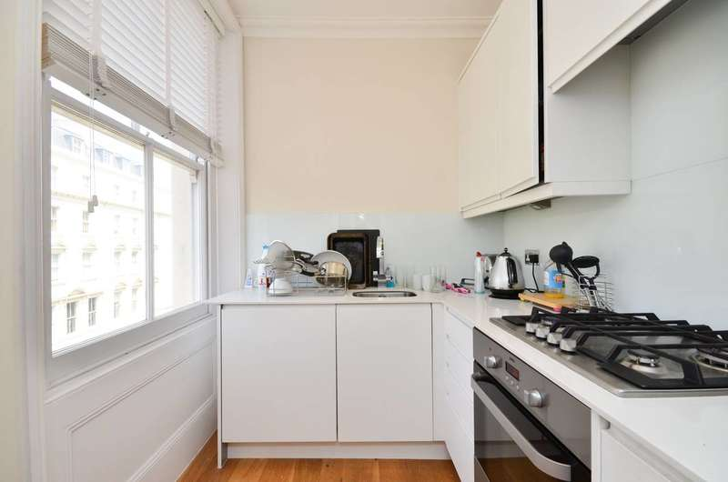 2 Bedrooms Flat for sale in Gloucester Road, South Kensington, SW7