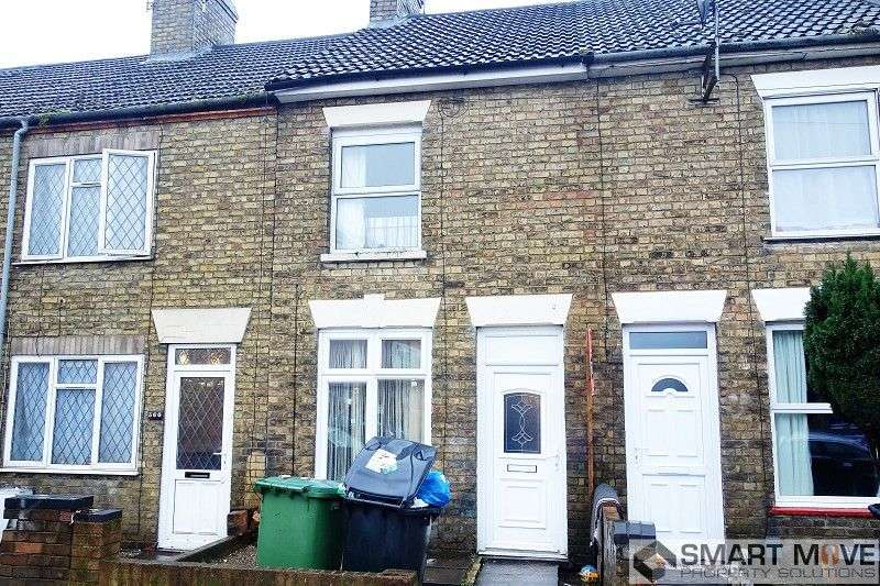 2 Bedrooms Terraced House for rent in Lincoln Road, Peterborough, Cambridgeshire. PE1 2NA
