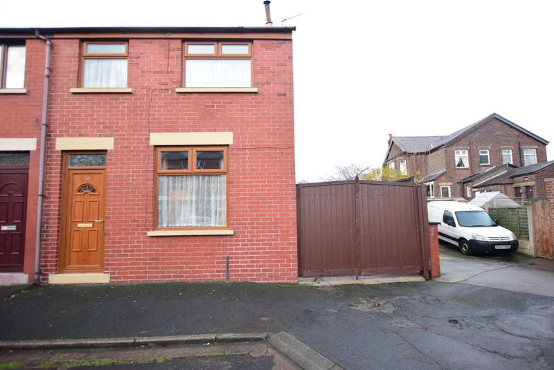 3 Bedrooms End Of Terrace House for sale in Thompson Street, Wesham