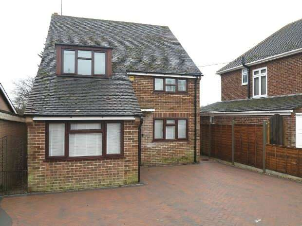 5 Bedrooms Detached House for rent in Silverdale Road, Earley, Reading