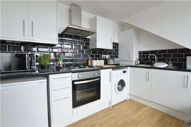1 Bedroom Flat for sale in Flat, Bohemia Road, ST LEONARDS, TN37 6RA