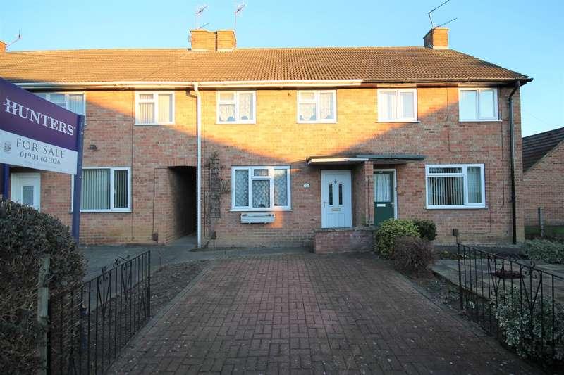 2 Bedrooms Terraced House for sale in Kingsway West, York, YO24 4RB
