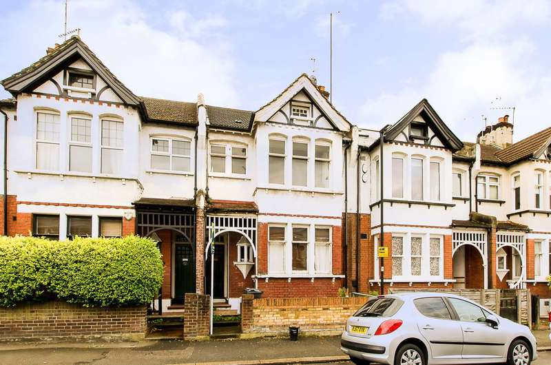 2 Bedrooms Maisonette Flat for sale in Dumbarton Road, Brixton Hill, SW2