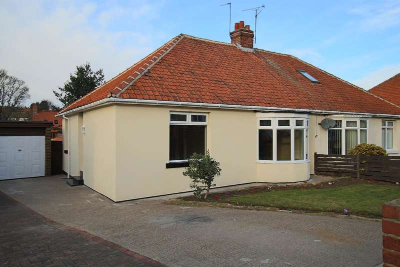 3 Bedrooms Bungalow for sale in Hillfield Gardens, Sunderland, SR3 1LP