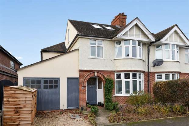 6 Bedrooms Semi Detached House for sale in Queen Alexandra Road, Bedford