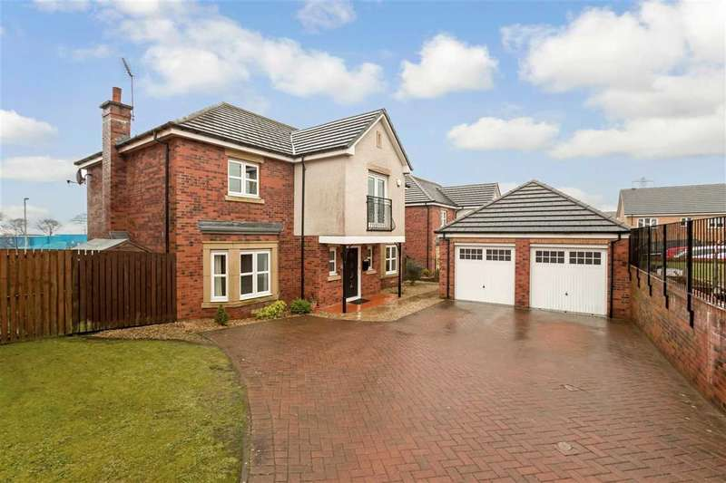 5 Bedrooms Detached House for sale in Applegate Drive, Lindsayfield, EAST KILBRIDE