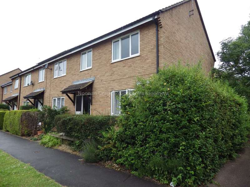 3 Bedrooms End Of Terrace House for rent in Crown Walk, Eaton Socon