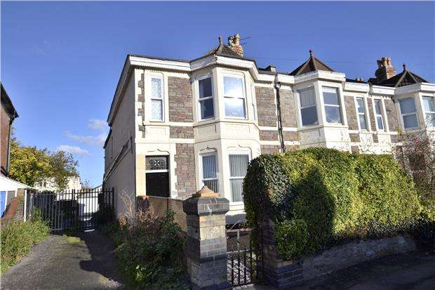 4 Bedrooms End Of Terrace House for sale in Nevil Road, BRISTOL, BS7 9EQ