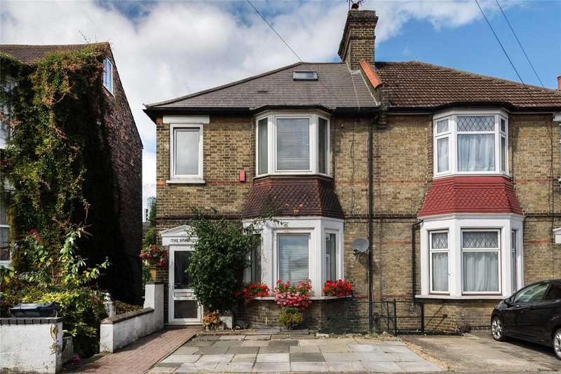 5 Bedrooms Semi Detached House for sale in Milton Road, Croydon