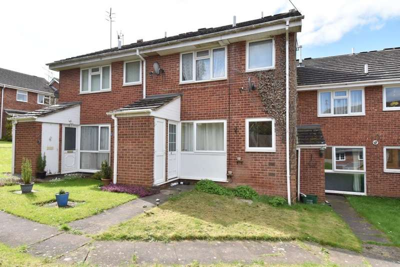 1 Bedroom Ground Maisonette Flat for sale in Archers Close, Droitwich, WR9