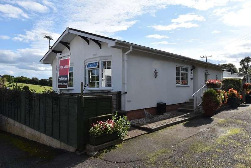 2 Bedrooms Park Home Mobile Home for sale in Linton Lane, Bromyard, HR7