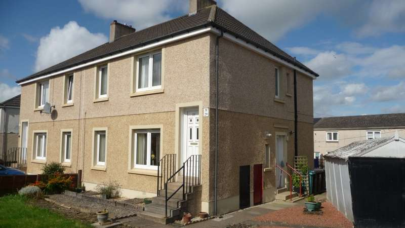 2 Bedrooms Flat for sale in Northmuir Drive, Wishaw, ML2