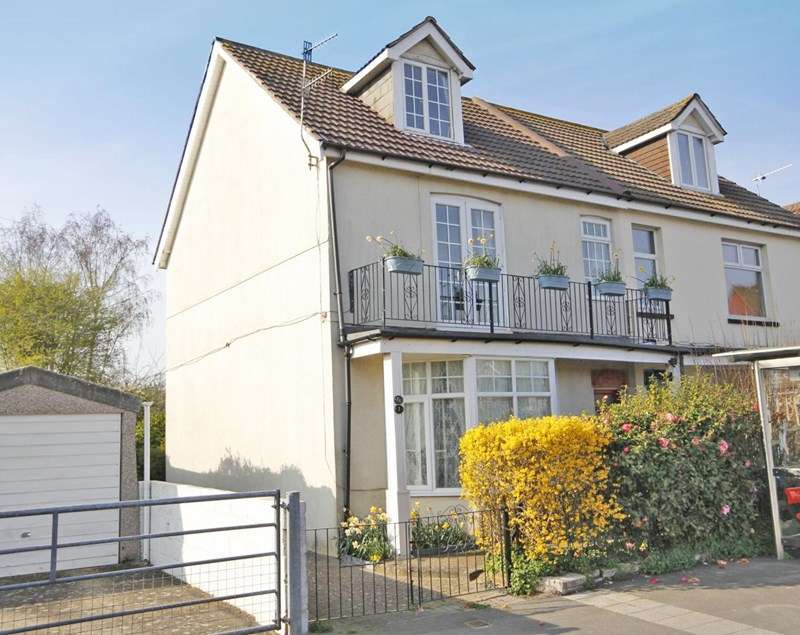 2 Bedrooms Flat for sale in Constitution Hill Road, Poole