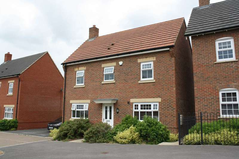 3 Bedrooms Detached House for rent in Partridge Close, Didcot