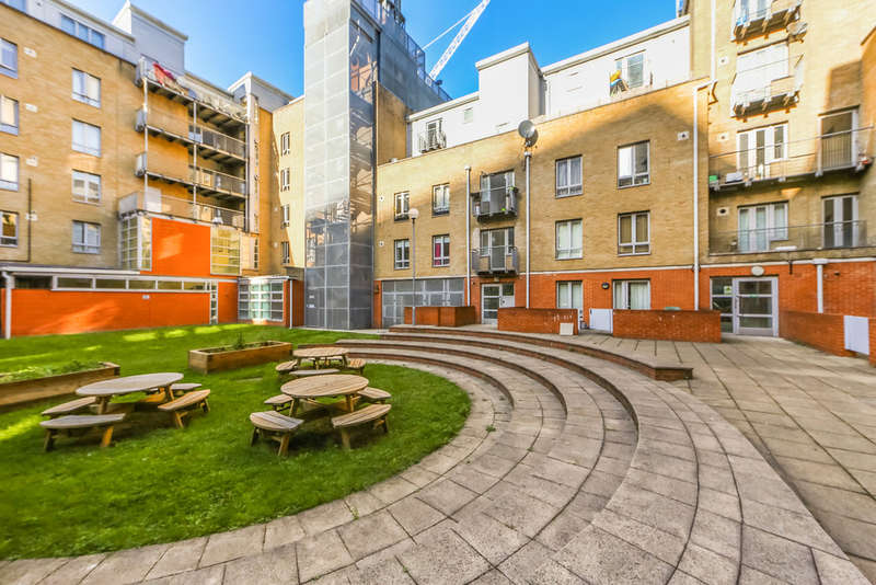 2 Bedrooms Flat for sale in Nile Street, N1 7ND