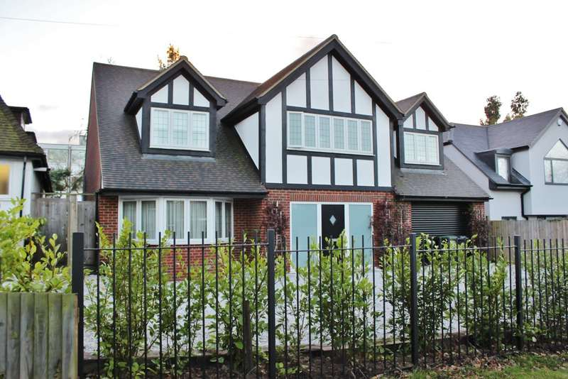 5 Bedrooms Detached House for sale in Mornington Road, Woodford Green