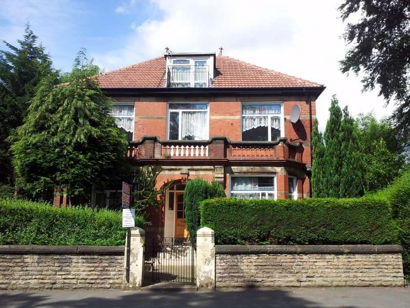 1 Bedroom Flat for rent in Middleton Road, Crumpsall, MANCHESTER, M8