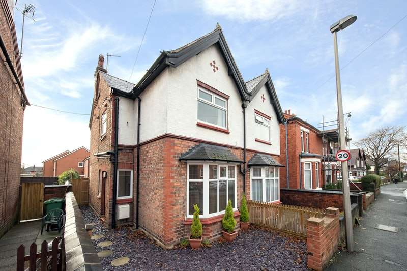 3 Bedrooms Semi Detached House for sale in Townfield Lane, Northwich, Cheshire, CW8