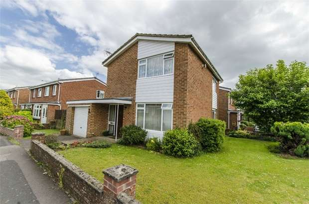3 Bedrooms Detached House for sale in Witt Road, Fair Oak, Eastleigh, Hampshire